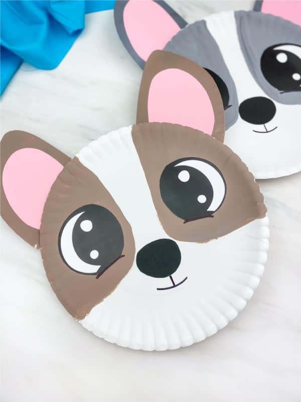 Dog Paper Plates