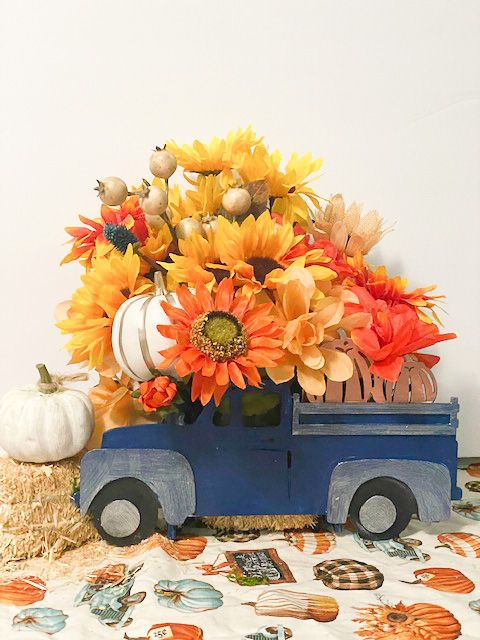 Fall Forest Centrepiece