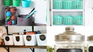 21 Dollar Tree Storage Ideas