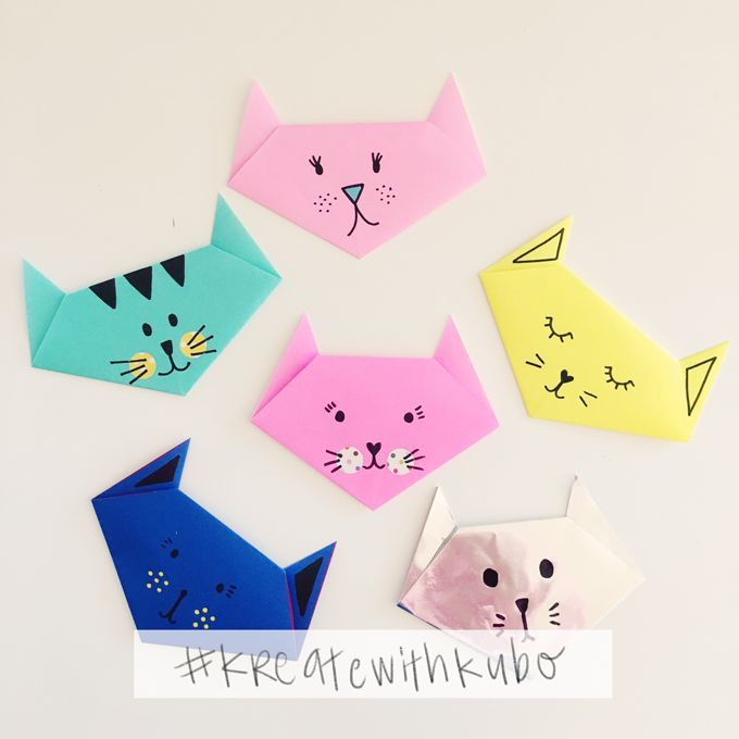 Origami Cats