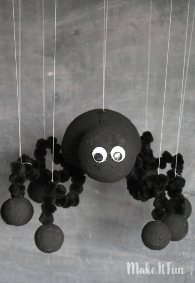 Spider Marionette
