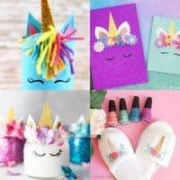 27 Unicorn Crafts