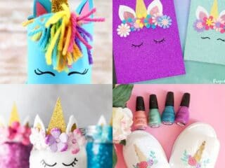 27 Unicorn Crafts