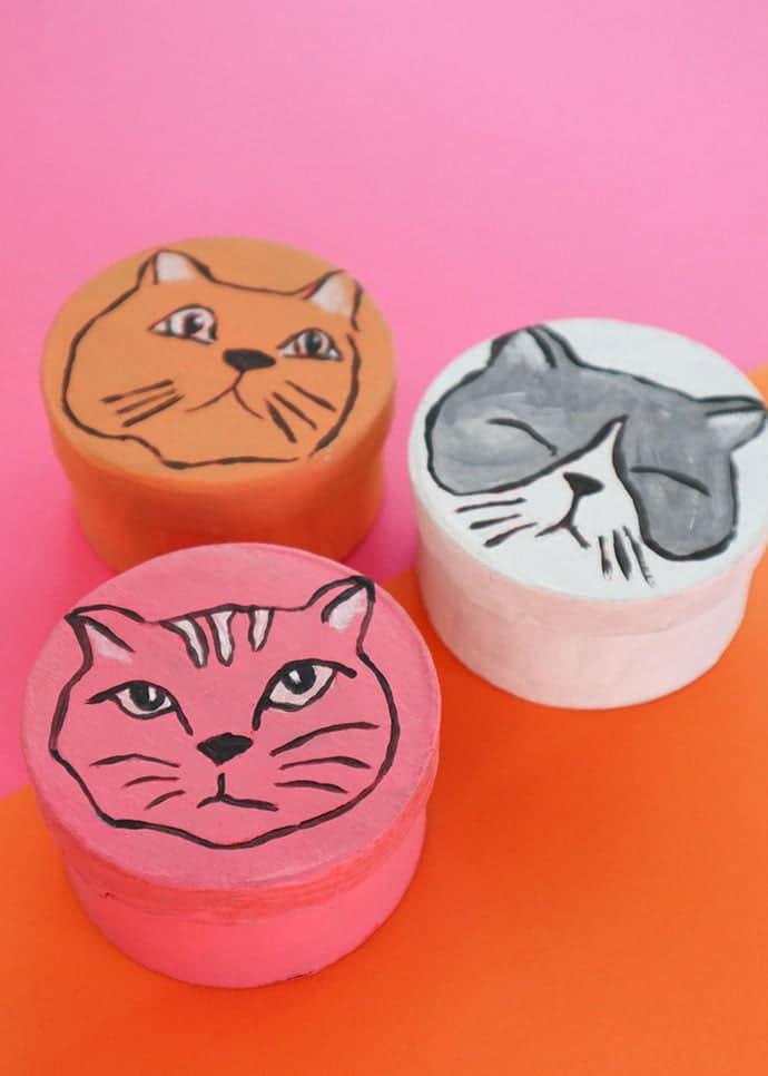 Cat Gift Boxes