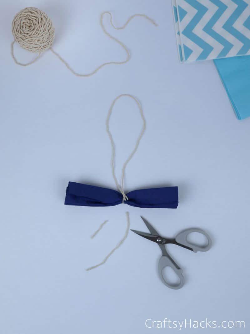 cutting string