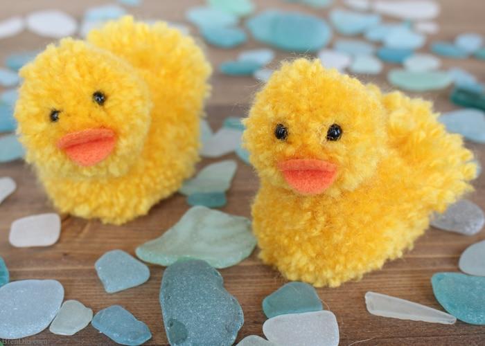Pom Pom Ducklings