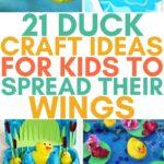 kids duck crafts
