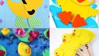 duck craft ideas