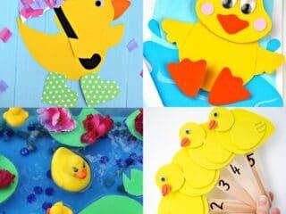 duck craft ideas