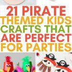 Piratenhandwerk für Kinder