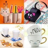 kids cat crafts