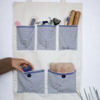 DIY pocket organizer