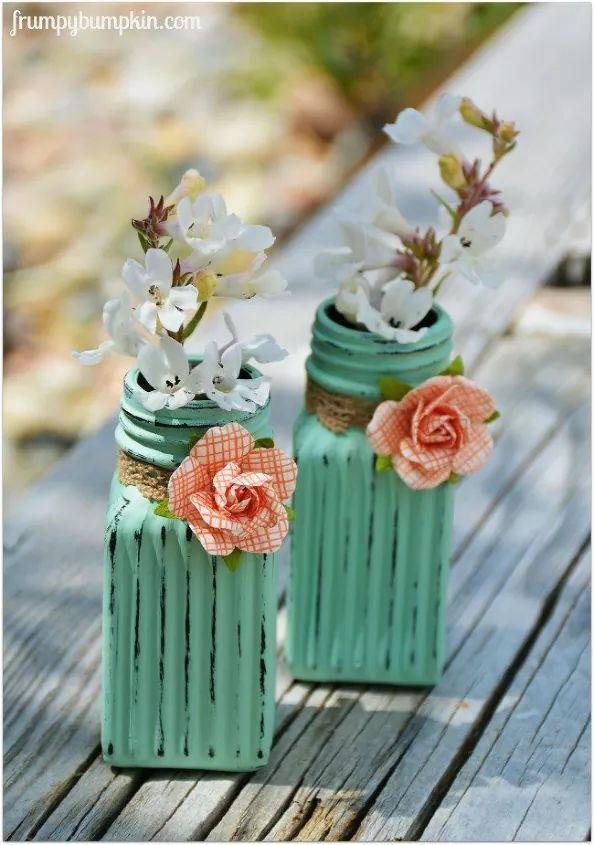 Miniature Flower Vases