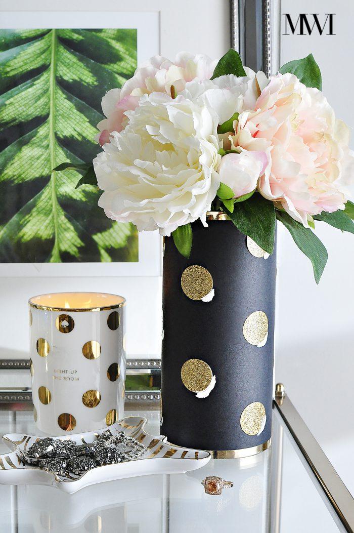 Designer-Inspired Modern Vase