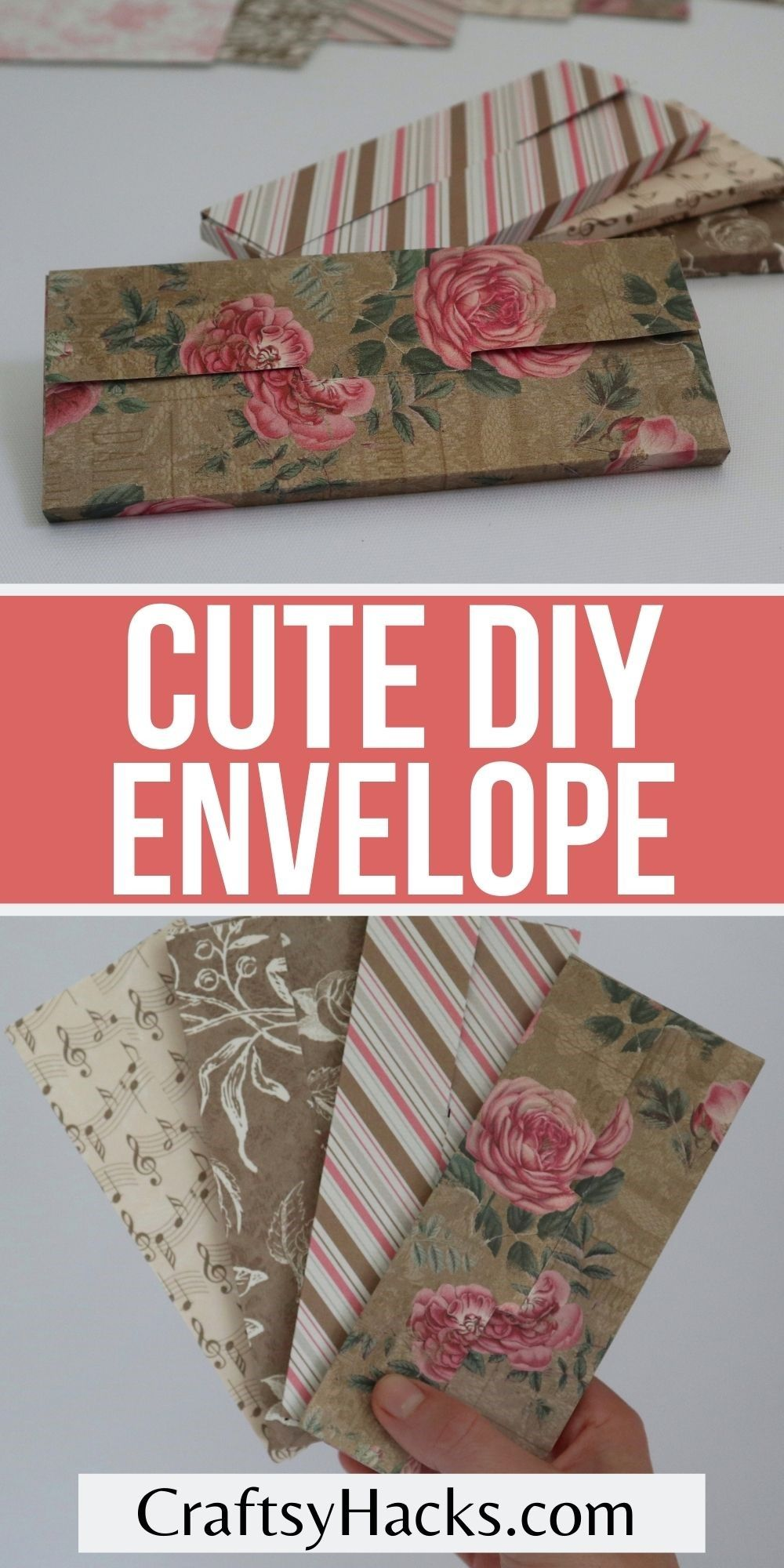 cute diy envelope
