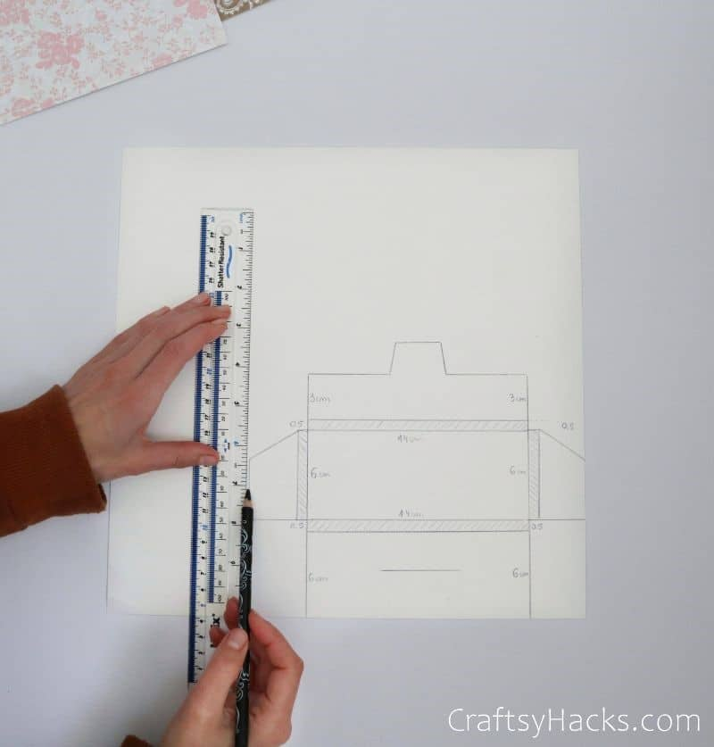 tracing envelopes with ruler