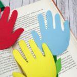 diy kids bookmark