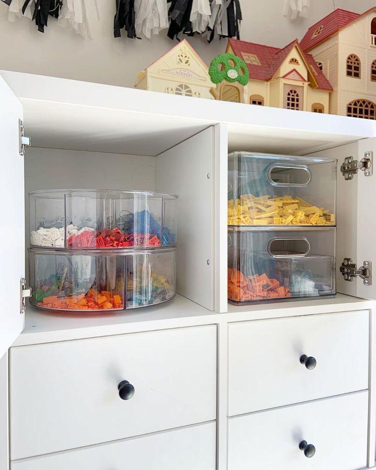 Lego Turntables