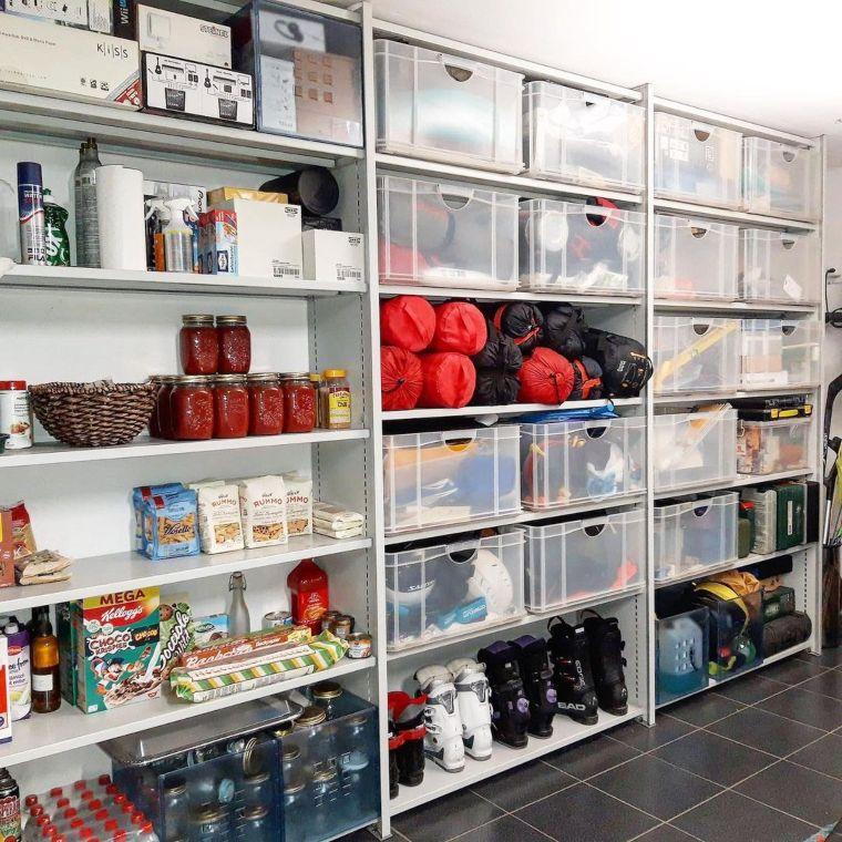 garage and pantry storage