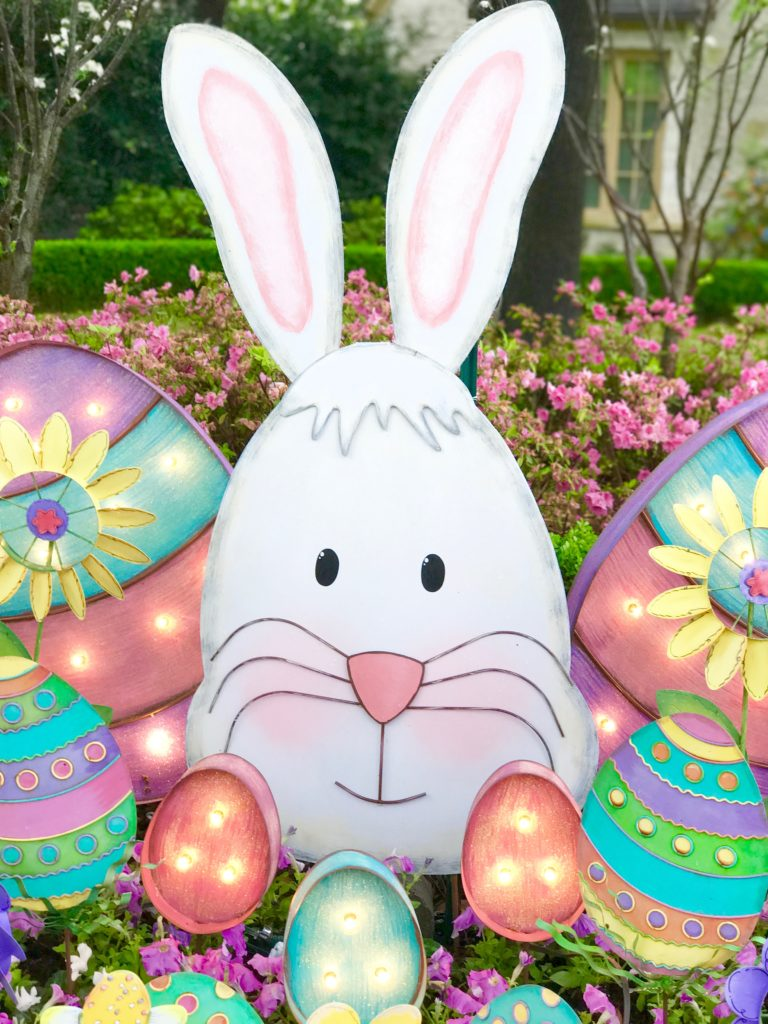 Easter egg lights