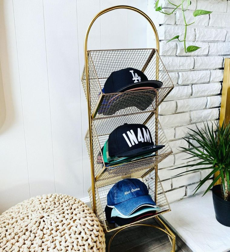 Snapback Stacking Tower