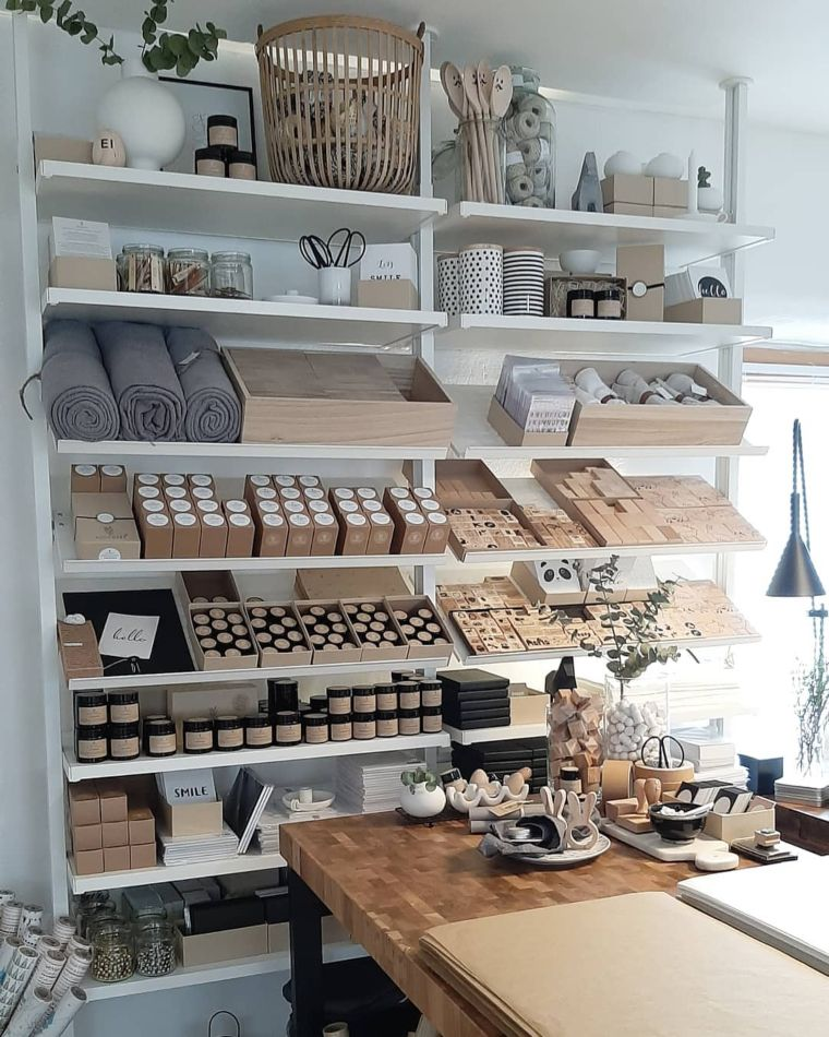 home business shelving