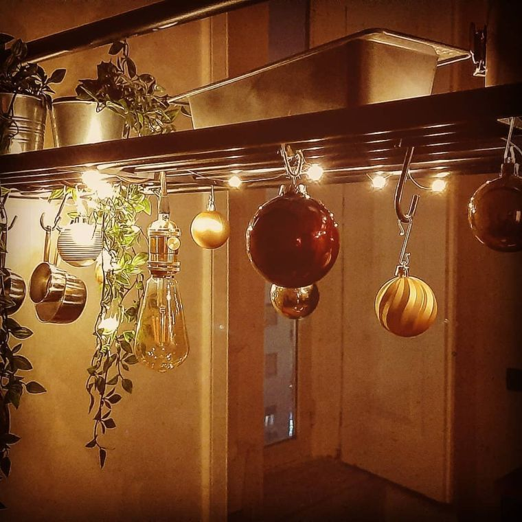christmas ornaments on vadholma