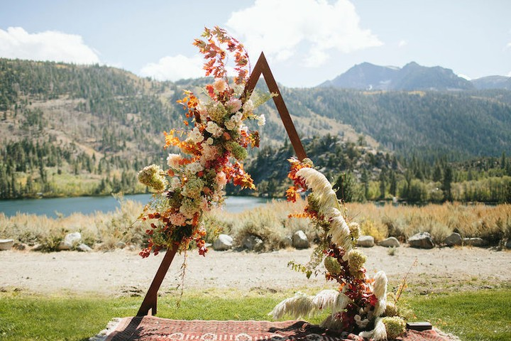 Wild and Wonderful Wedding