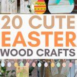 easter woods crafts