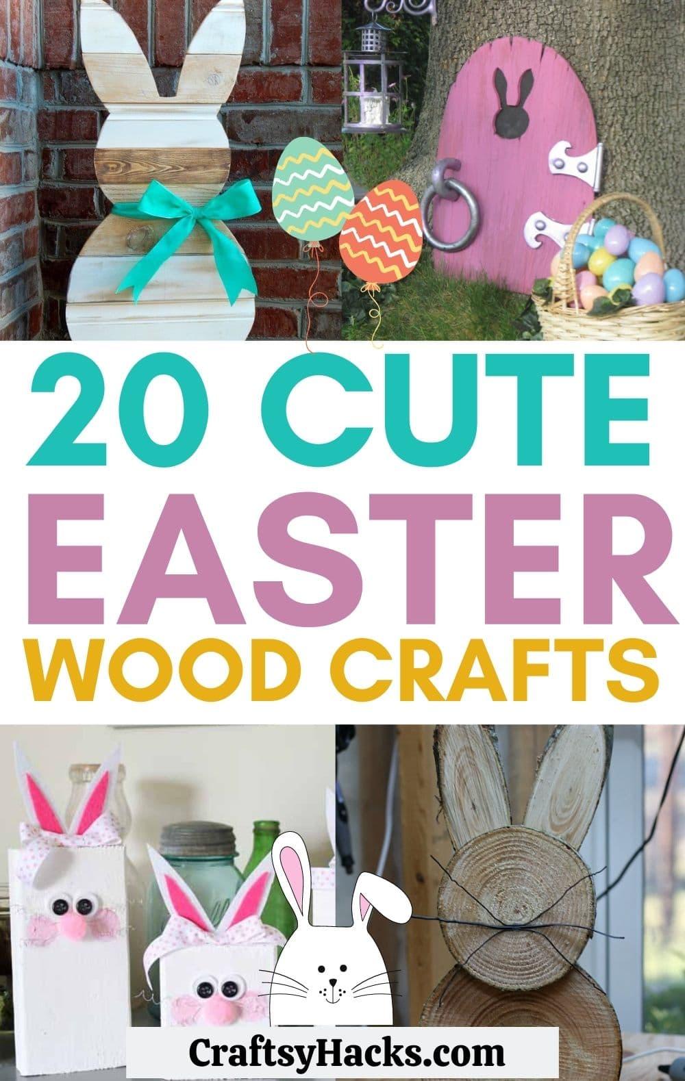 easter wood crafts