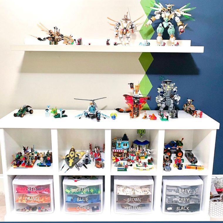 Lego Display Unit