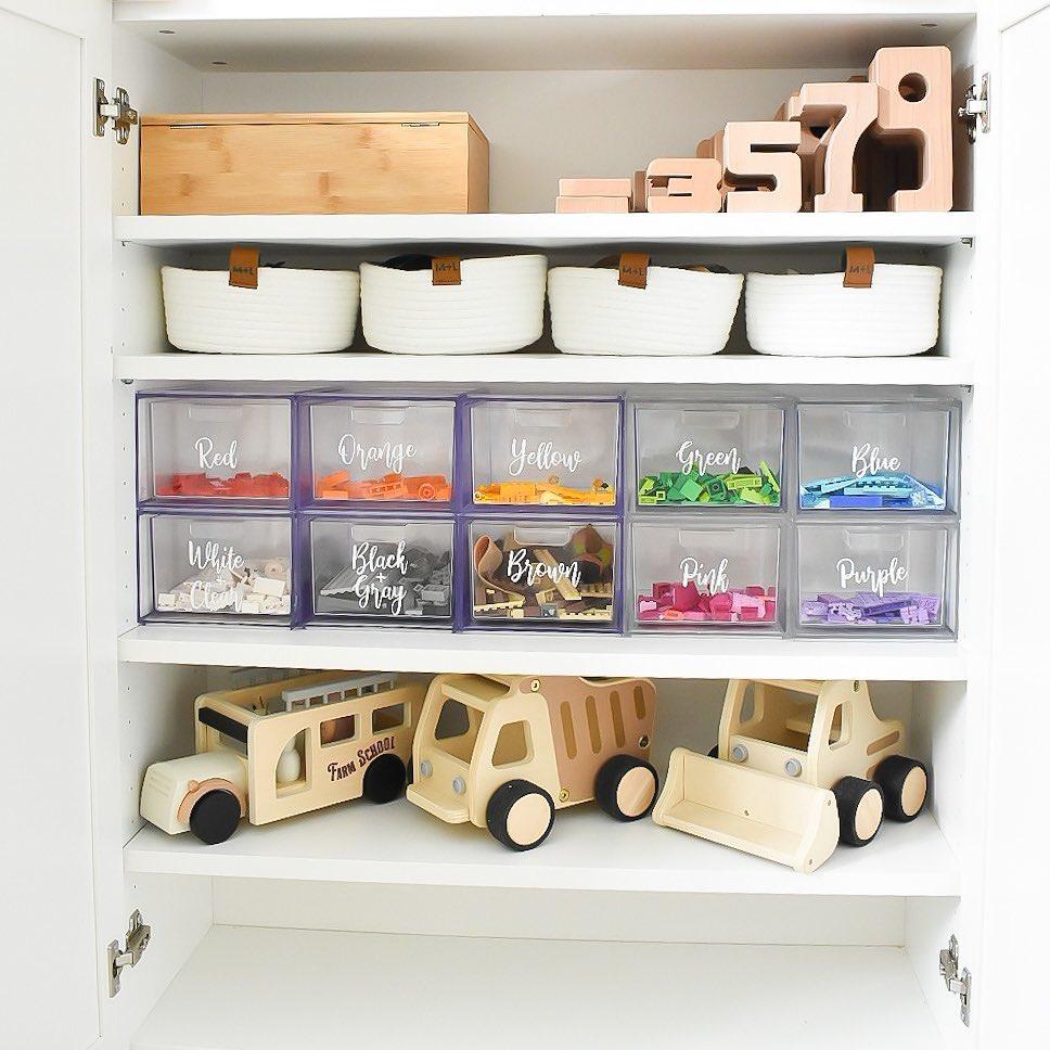 IKEA Billy Bookcase Storage