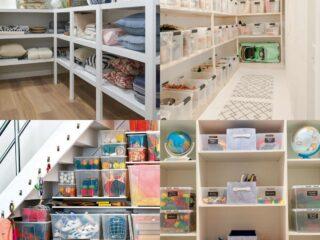 basement organizing ideas