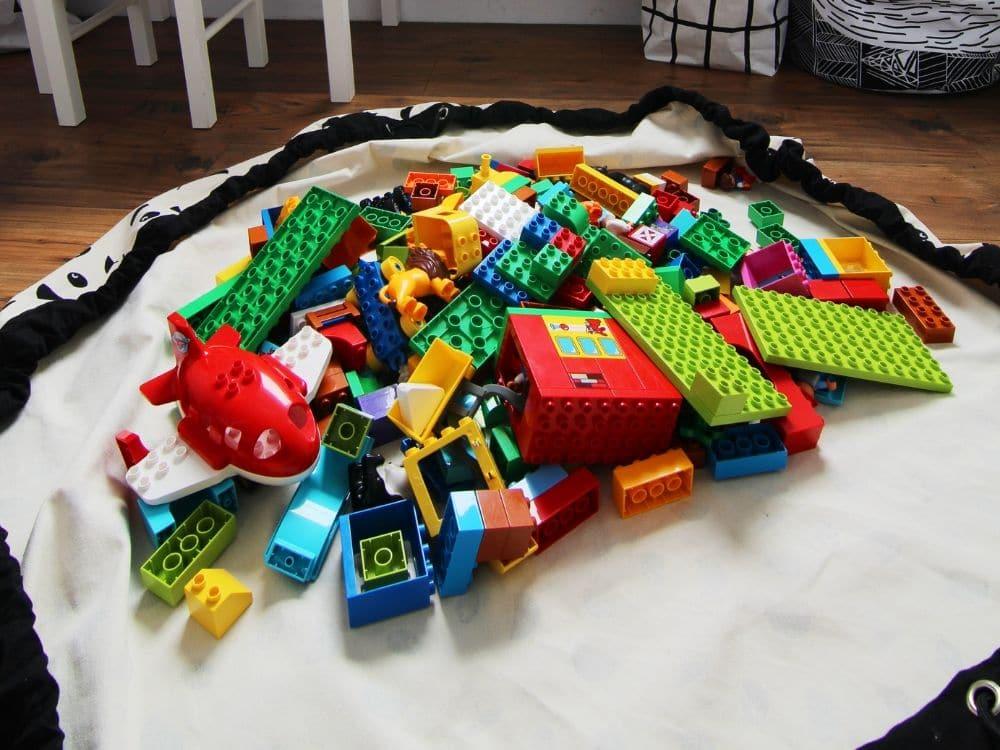 Lego Toy Storage Basket