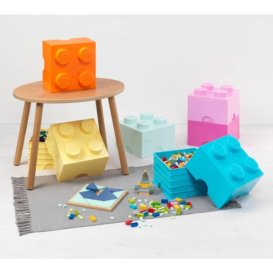 Stackable Lego Bricks