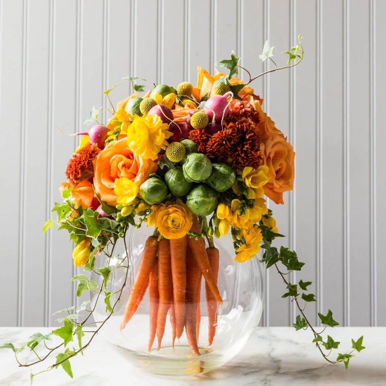Bouquet of Carrots