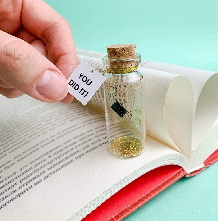tiny grad bottle