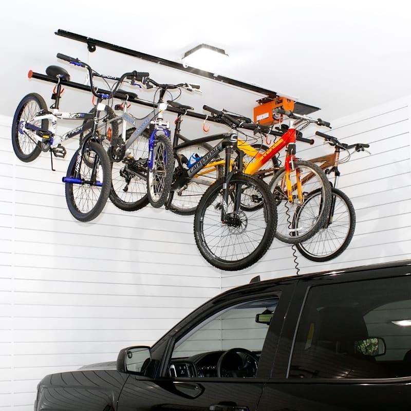 Ceiling Bike Rack