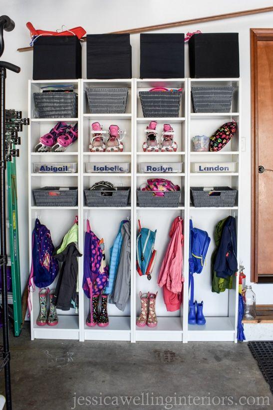 kids cubby shelves