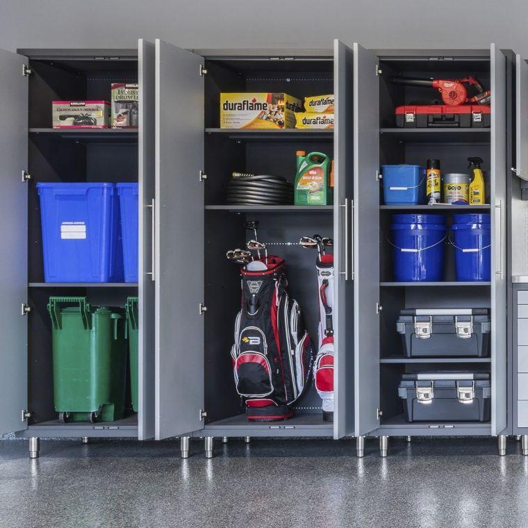 garage cabinet lockers