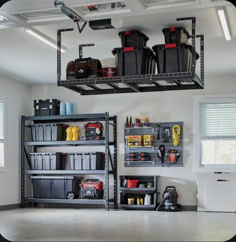 small ceiling storage
