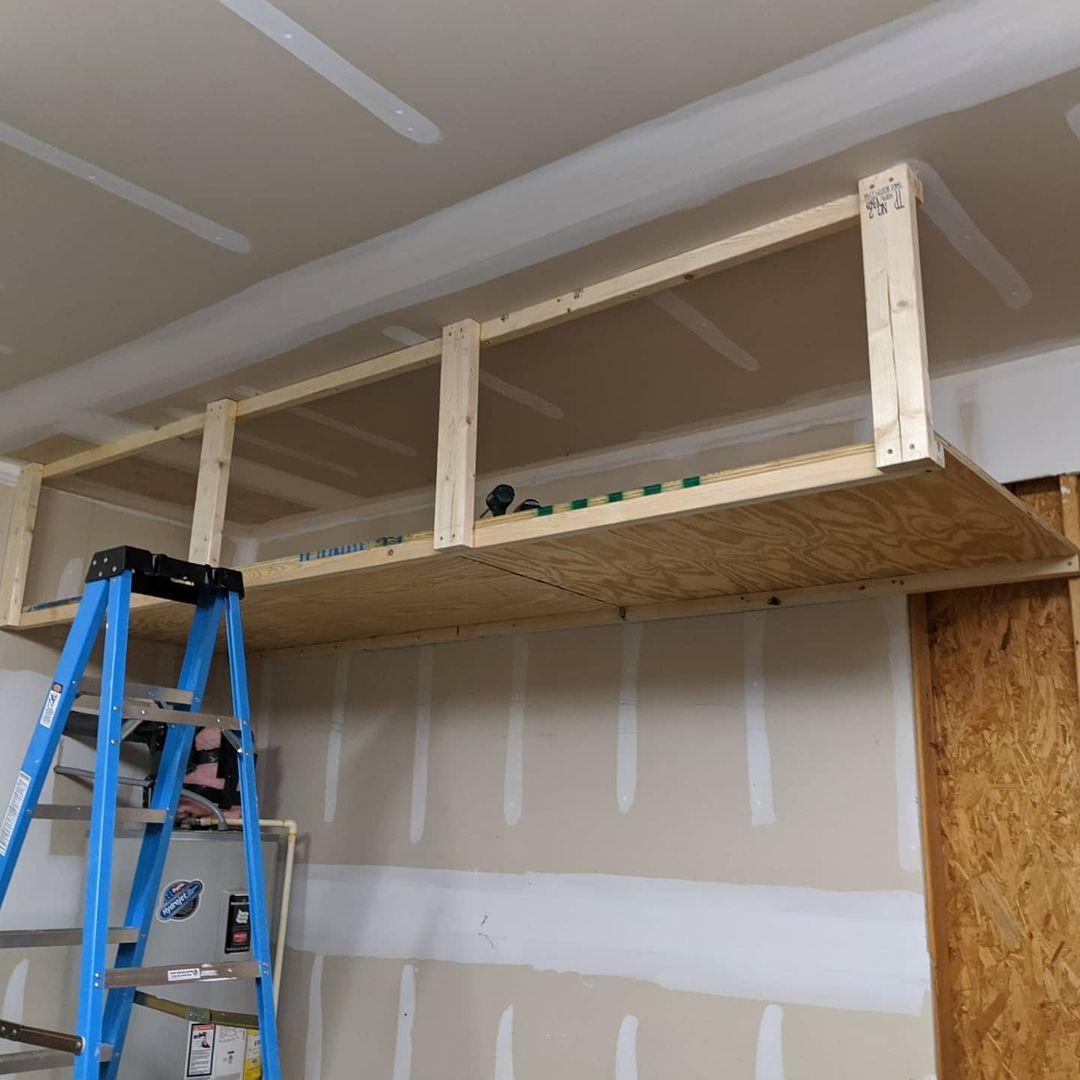 Stacking Storage Shelves