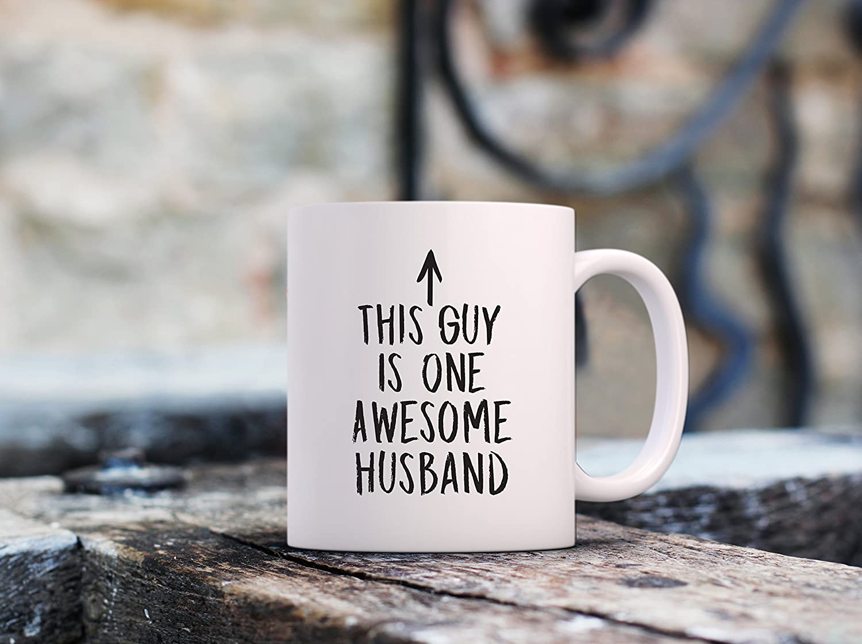 awesome husband mugs