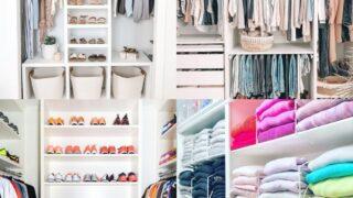 closet shelving ideas