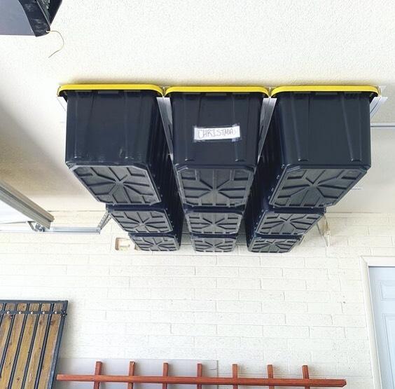 Supersized Ceiling Storage