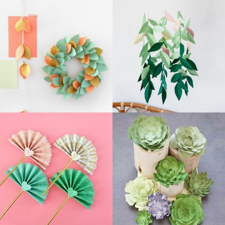 paper craft ideas for adults