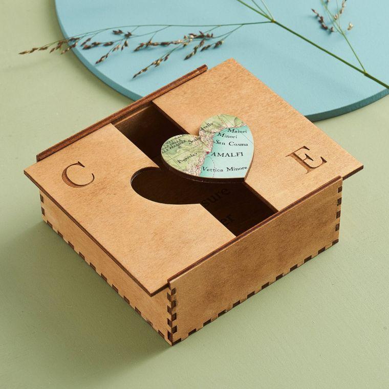 heart map box