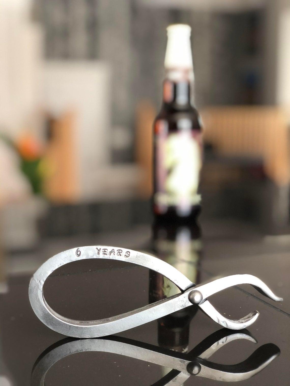 anniversary bottle opener