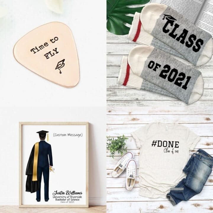 college grad gifts for him