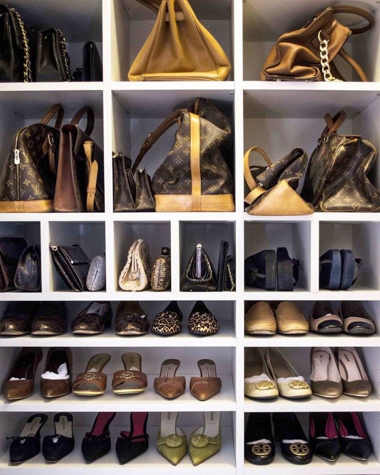 Purse and Shoe Accessory Storage